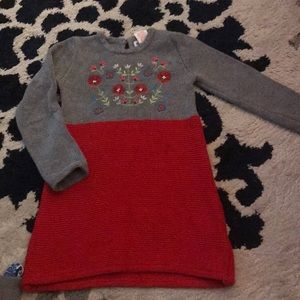 Other - Toddler Girl Sweater Dress